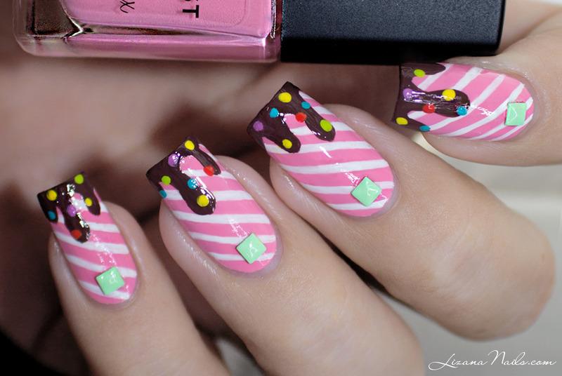 Candy nails маникюр