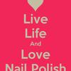 Nail wallpaper