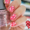 Octubre rosa   polka dots 17