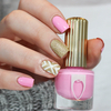 Pink and gold nails pic3