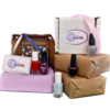 Nailette package clear