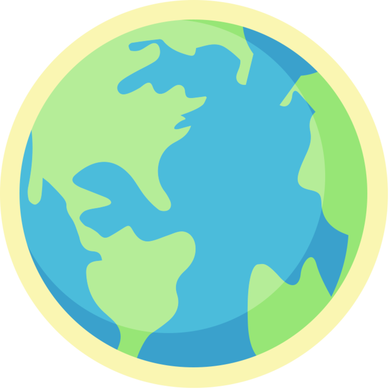 Limited Edition Earth Day Badge
