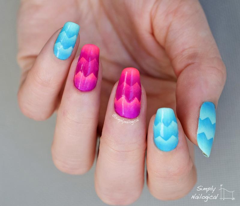 Simply Nailogical Nail Art: 24 Cute & Colorful Nail Art Designs For SUMMER