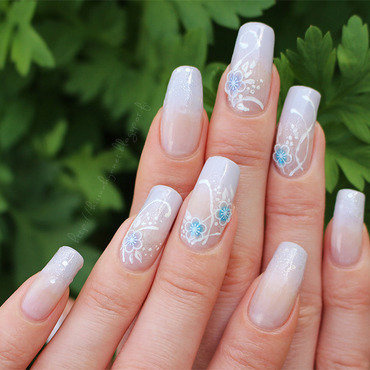 Sweet gradient manicure 3 thumb370f