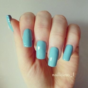 Essie - In the Cab-ana Swatch by nailicious_1