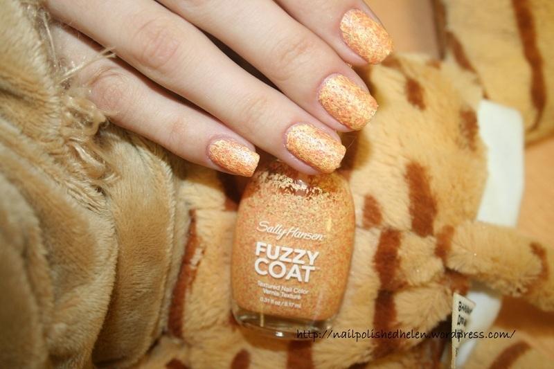 Sally Hansen - №300 peach fuzz nail art by Helen