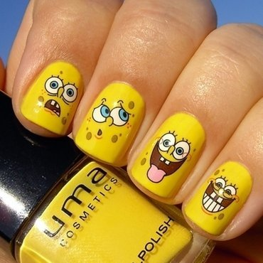 Review born pretty store spongebob squarepants nail water decals 7 copy thumb370f
