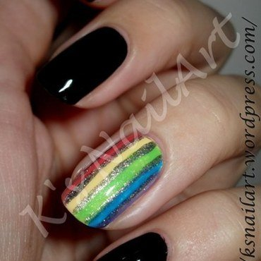 Rainbow nails 1 thumb370f