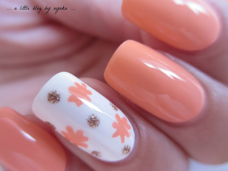 Haute As Hello nail art by Ayaka