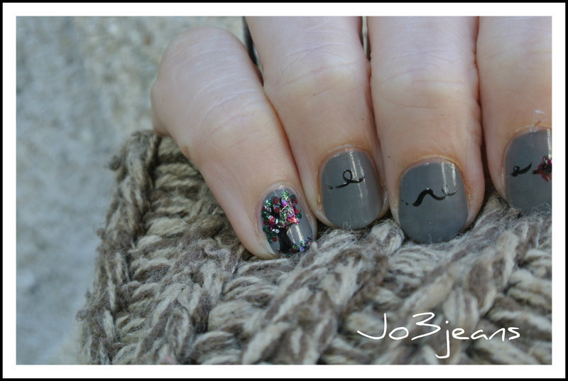 autumn nails nail art by Jo3jeans