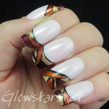 Turn me into someone like you nail art by Vic 'Glowstars' Pires