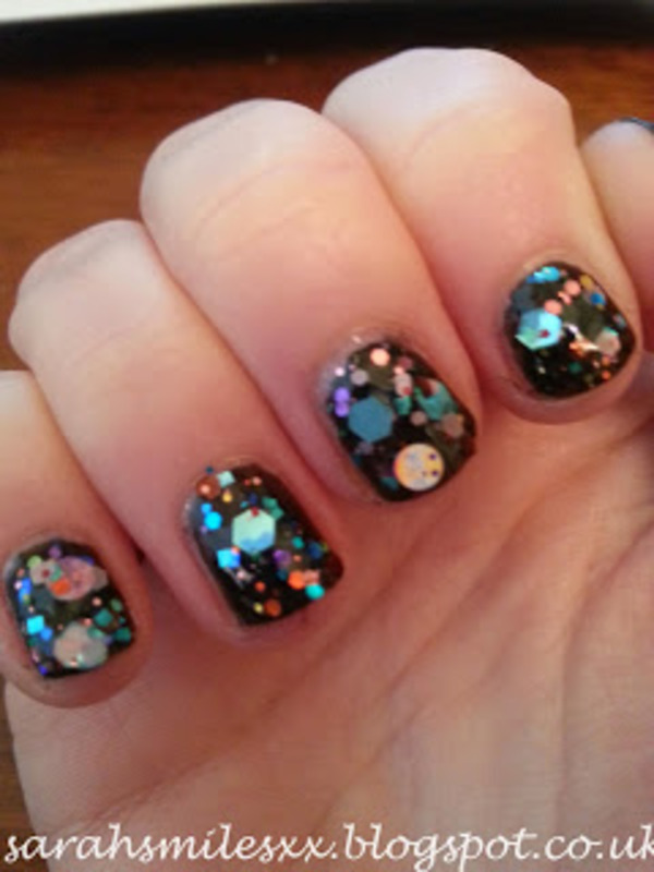 Atagatis nail art by Sarah Clarke