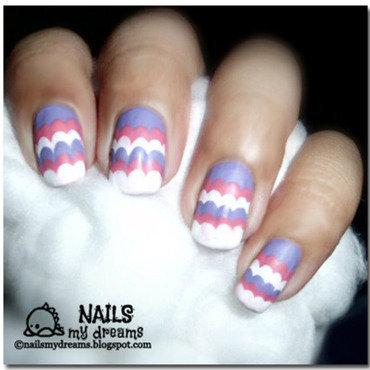 Ruffle nail art1 thumb370f