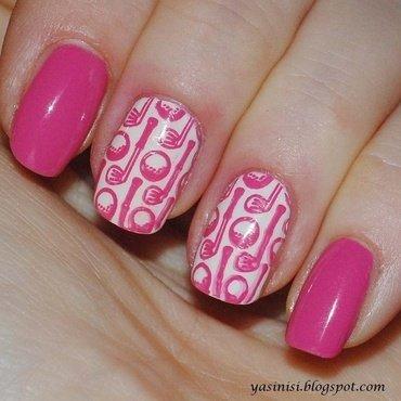 Gold pink mani  2  thumb370f