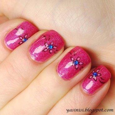 Malinowe kwiatki  5  thumb370f
