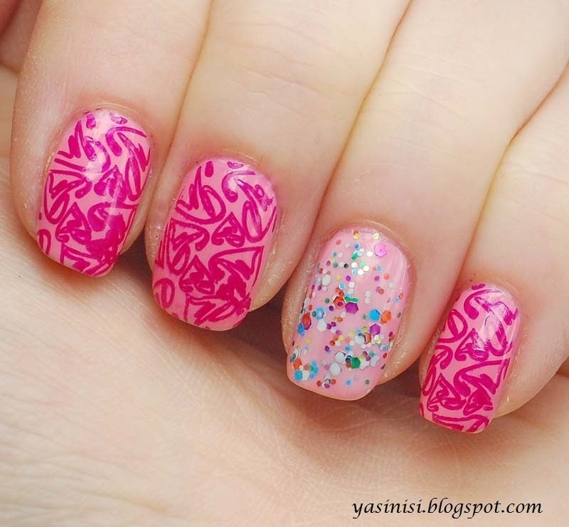 Sweet nail art by Yasinisi