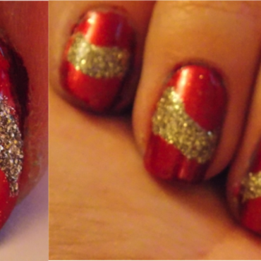 Chinese new year nails thumb370f