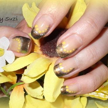 Like an Egyptian nail art by Suzi - Beauty by Suzi