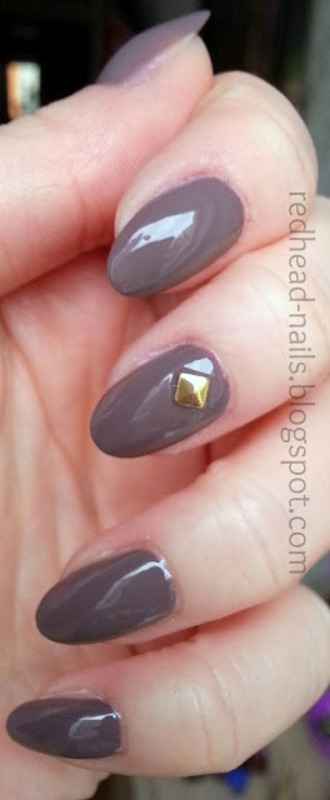 Coffee with Sally nail art by Redhead Nails