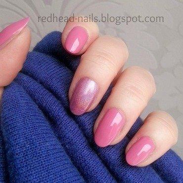 sweetness nail art by Redhead Nails