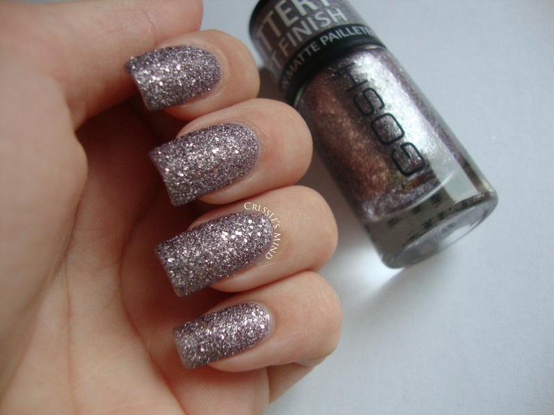 Fosted Nails nail art by Christina