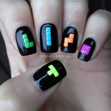 Tetris nails 2 thumb370f