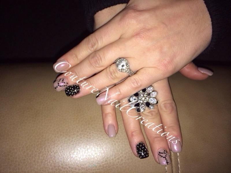 HolyNail nail art by Jacky