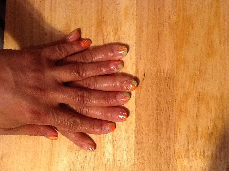 Wild' n Crazy nail art by Nashyia