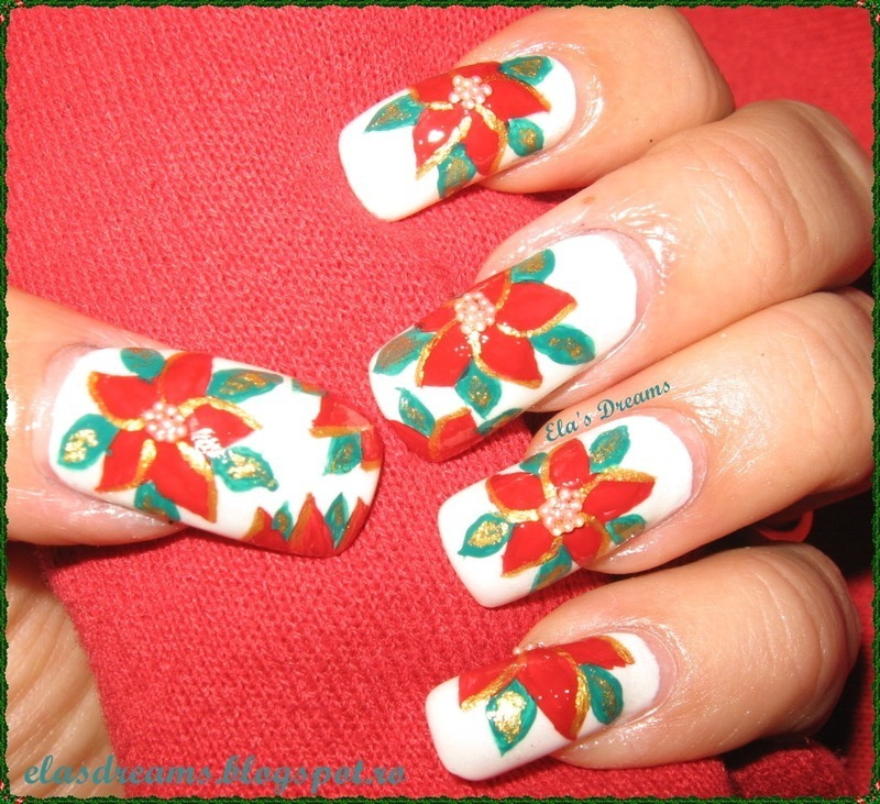 Poissentia Nails nail art by Ela's Dreams