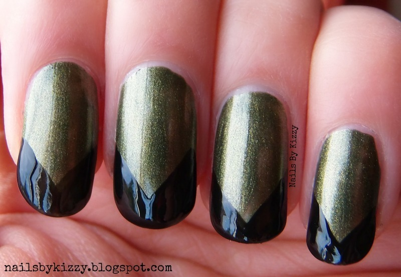 Arrow inspired nails nail art by kizzy nailpolis museum of nail art arrow inspired nails nail art by kizzy prinsesfo Choice Image