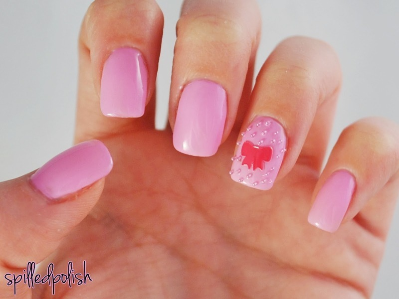 Simple & Sweet Valentine's Day Nails nail art by Maddy S