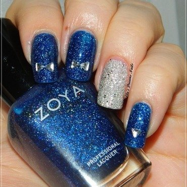 ZOYA DREAM nail art by Ela's Dreams
