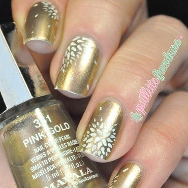 Mavala rose gold nailart 1 thumb370f