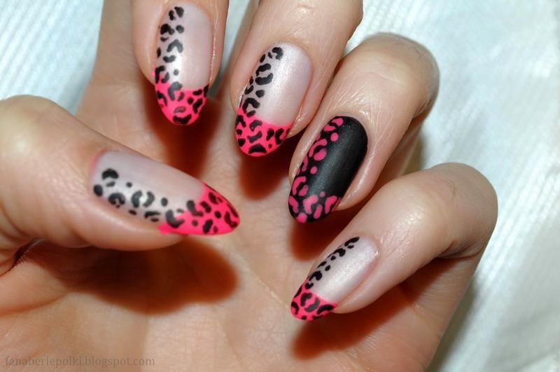 Pink leopard nail art by carolina nailpolis museum of nail art pink leopard nail art by carolina prinsesfo Choice Image
