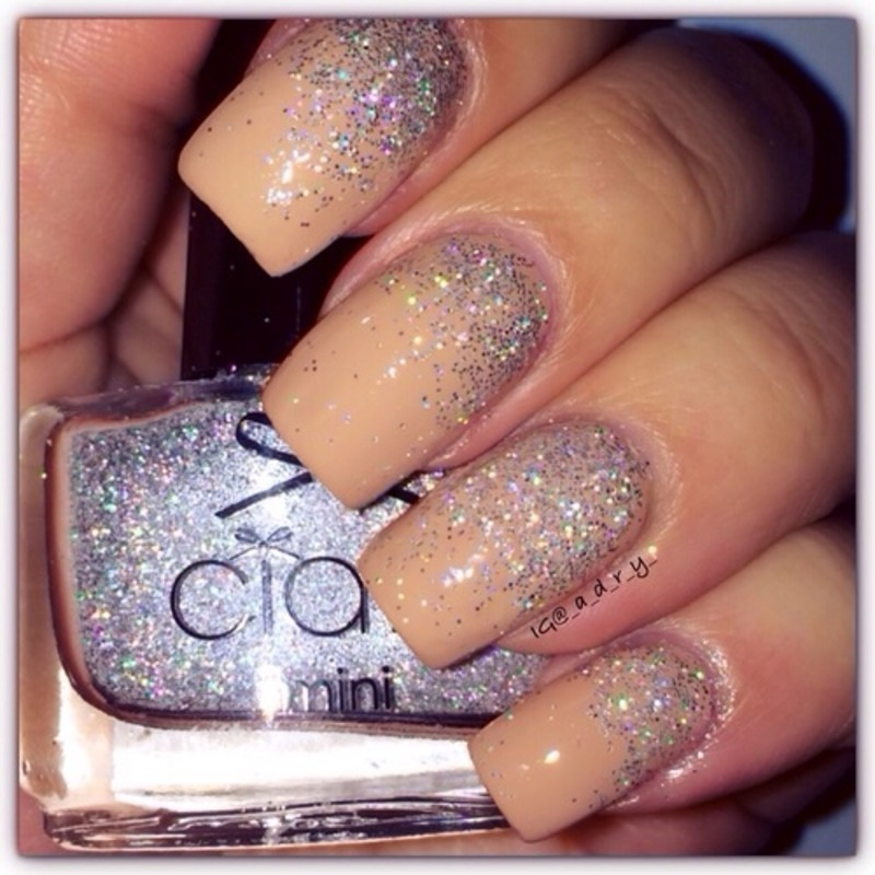 Glitters Nail Art By Adriana