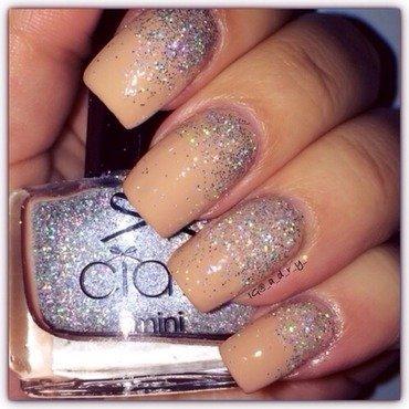 💕Glitters✨ nail art by Adriana