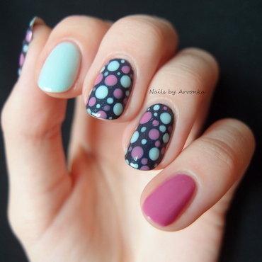 Pastel dots  6  thumb370f