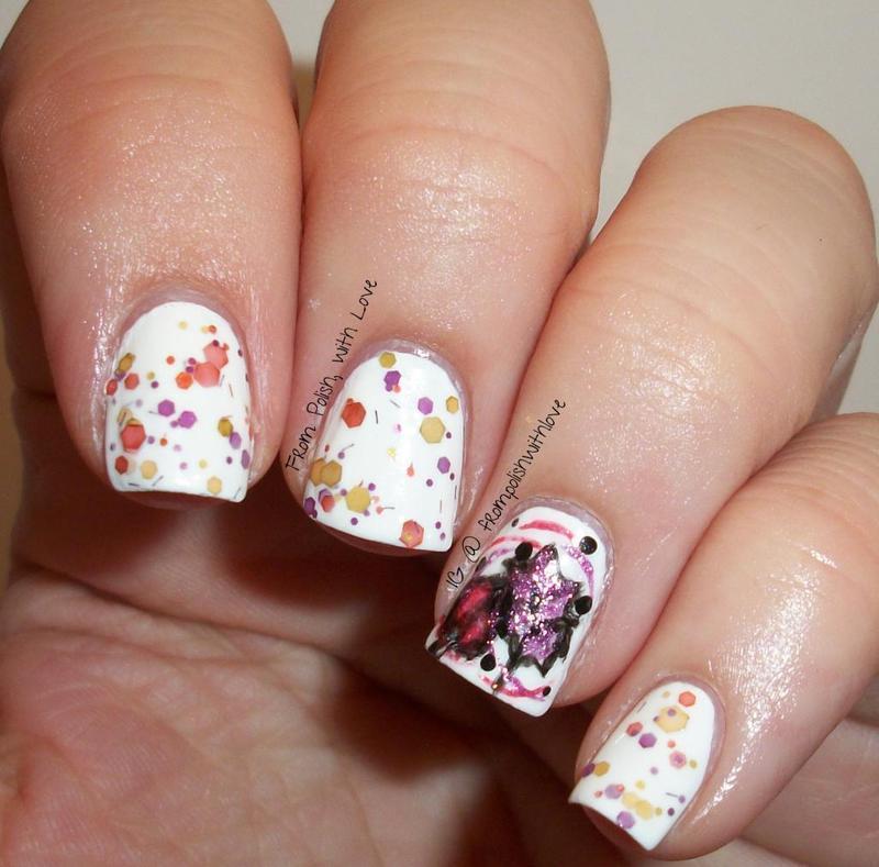 It's Fall Y'all! nail art by Dani