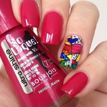 #LLreinvention nail art by Giovanna - GioNails