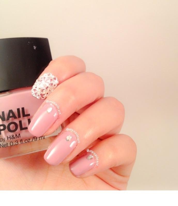 nail full cover nail art by mynailnart