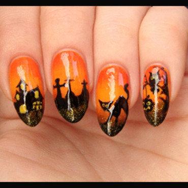 Pomara czowe   halloween thumb370f