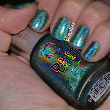 Green Holo by Kamila