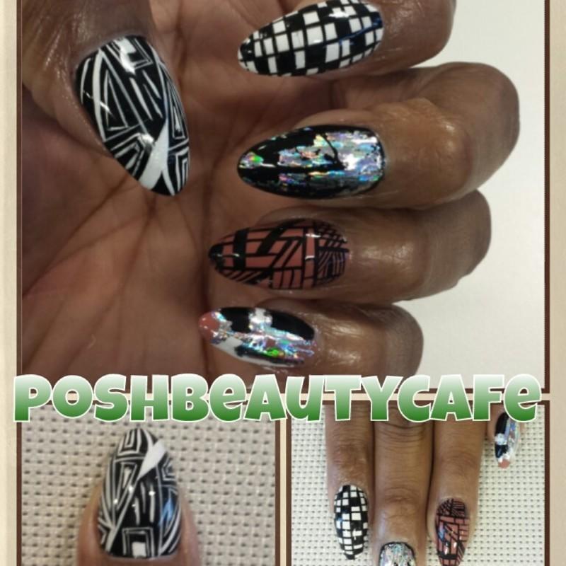 studio nail art by Nika ashfaq