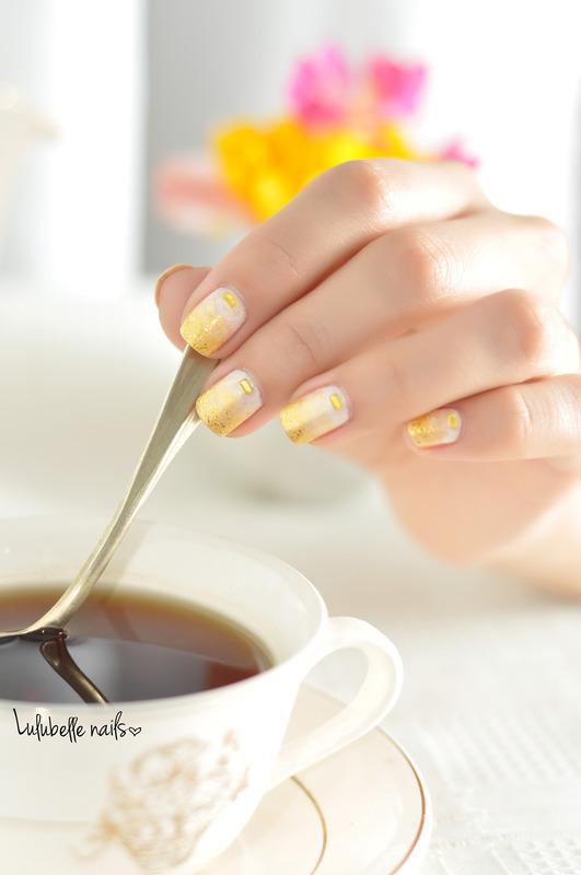 Tea party nail art nail art by Andy