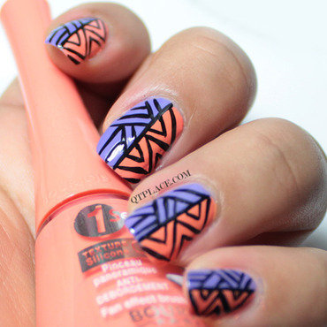 Aztec nails  thumb370f