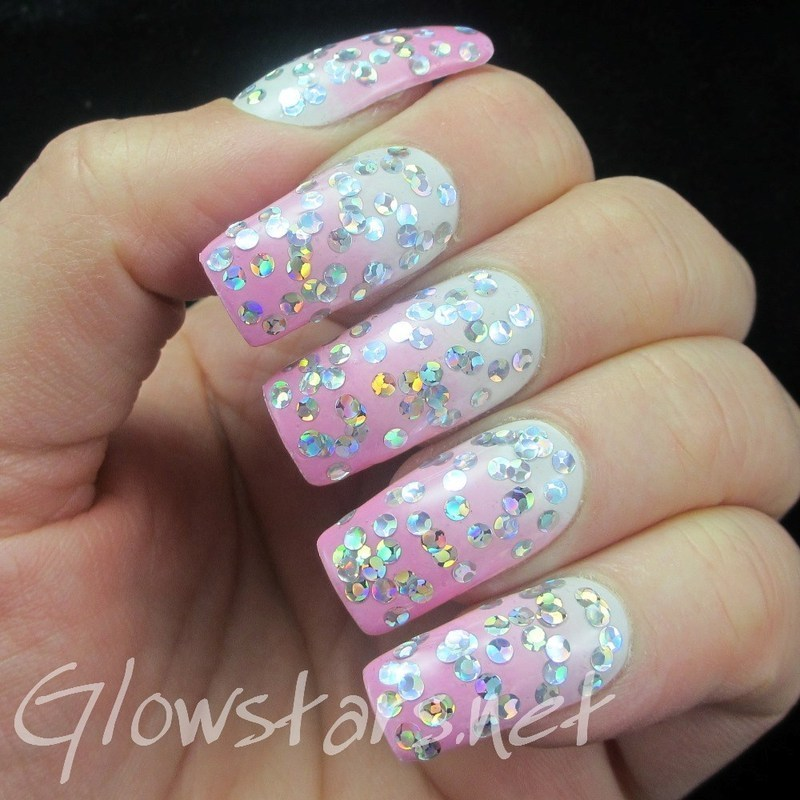I think I wanna make that move now nail art by Vic 'Glowstars' Pires