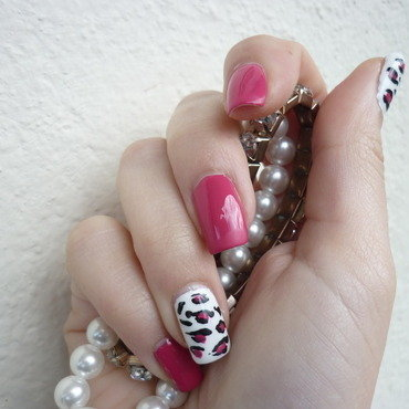 Nail art leopardata thumb370f