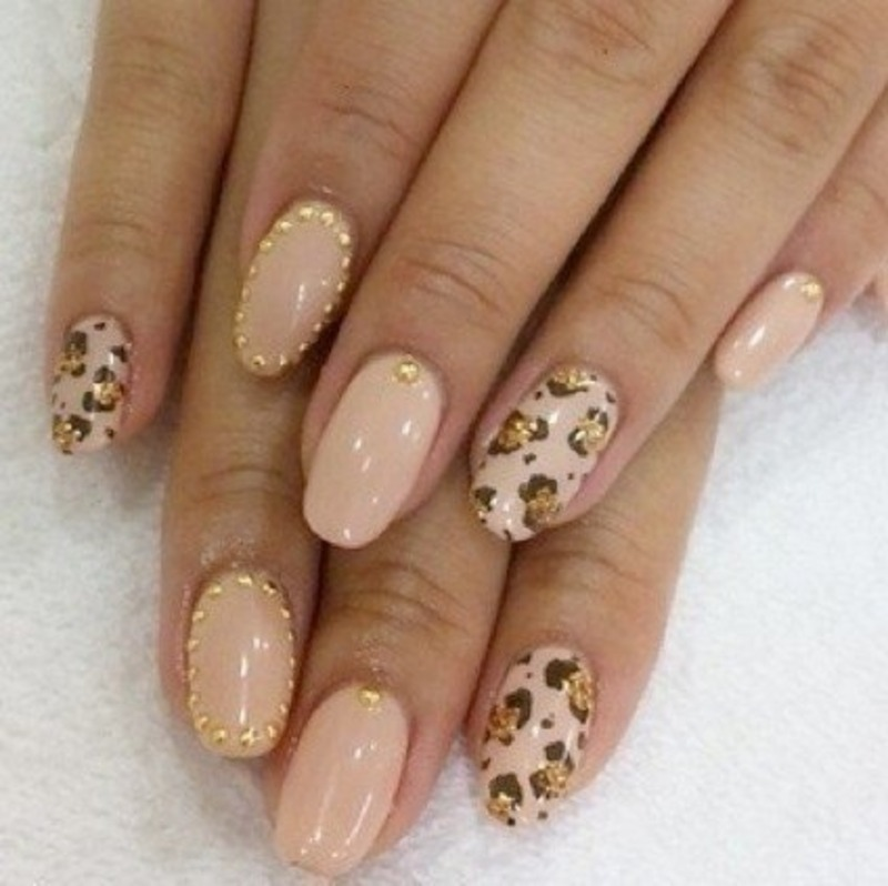 5+ nail art by Julia Koshova