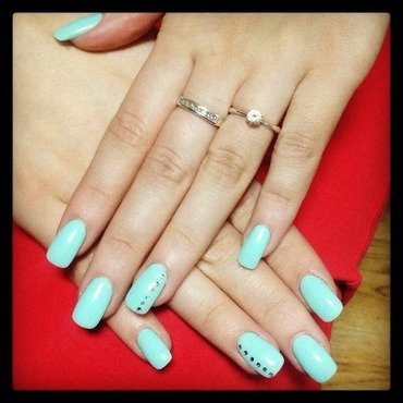 5+ nail art by Julia Koshova