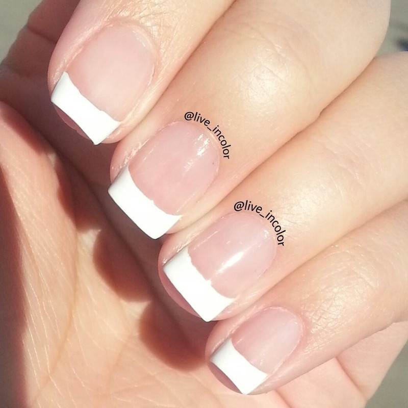 fresh tips! nail art by kEElyN mARiN
